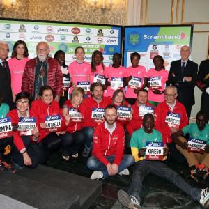 Conferenza stampa Half Marathon 2015