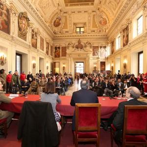 Conferenza stampa Stramilano 2016