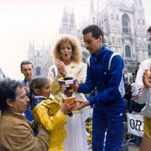1986 Alberto Cova