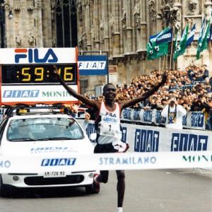 1998 Paul Tergat, record del mondo