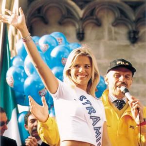 Stramilano 2001, LAURA FREDDI