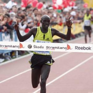 2008 Philemon Kipchumba Kisang